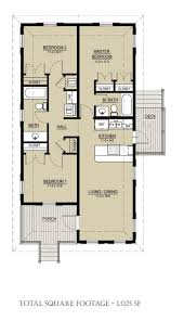 Custom Ranch Floor Plans 3 Bed Ranch House Plans Home Act