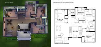so i used a floor plan to build a new lot my aspiration is