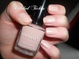 inglot 715 matte nail polish polished tickles and beauty