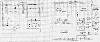 drawing house plans by hand homeca