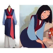 blue halloween costume disney princess mulan cosplay mulan dress blue dress halloween dress