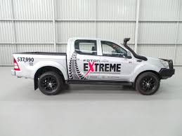 foton tunland dual cab 4x4 ute extreme pack vic truck dealers