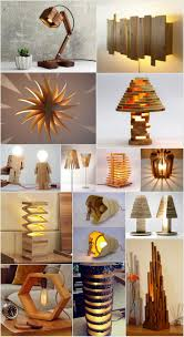 Diy Home Projects by Breathtaking Diy Wooden Lamp Projects To Enhance Your Home Decor