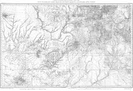 Southwest Colorado Map by Collection C 004 Hayden Survey Map 1877 At The Center Of