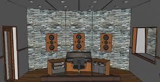 Recording Studio Floor Plans Recording Studio Design Service The Dream Studio Blueprint