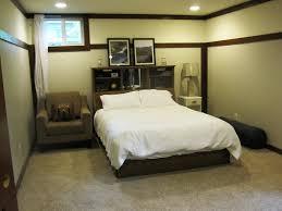 basement bedroom colors