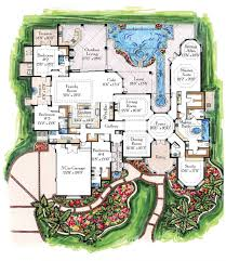 Biltmore House Floor Plan Why Not A Small Castle For Your Dream Home Time To Build Luxury