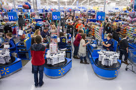 how busy waas target on black friday last year walmart tests prime like service grocery pickup to catch up to amazon
