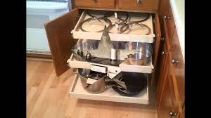 corner kitchen cabinet storage youtube