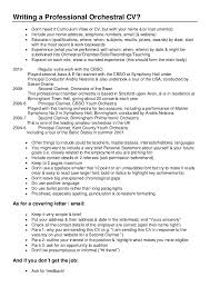 Writing A Cv   CV Resume   CV Letter SlideShare