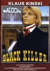 Black Killer (1971) affiche