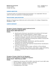 Best Java Developer Resume by 1 Year Experienced Java Resume Virtren Com