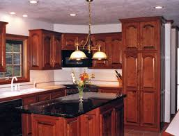Kitchen Color Ideas With Cherry Cabinets Kitchen Kitchen Remodel Ideas Cherry Cabinets Dinnerware