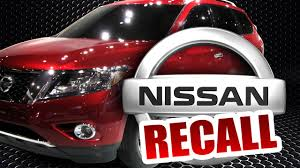 nissan altima 2015 airbag recall nissan recalls nearly 4 million cars with air bag problems