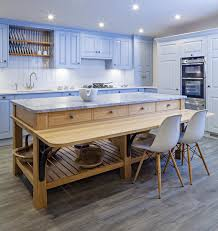 Marble Island Kitchen Furniture Marble Countertops Free Standing Kitchen Island Maple