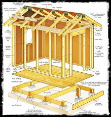 Free Firewood Shelter Plans by Best 25 Free Shed Ideas On Pinterest Shed Design Shed Roof