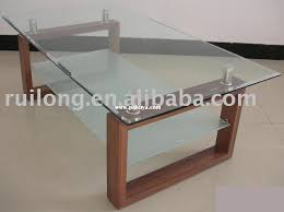 coffee table designs with glass top modern round made salvaged