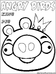 angry birds coloring pages free printable colouring pages for