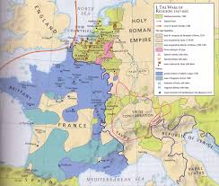 Map Of Western Europe by European Wars Of Religion 1547 1610 Https De Pinterest Com