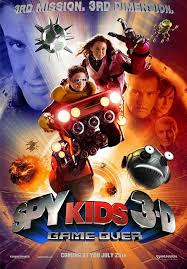 Spy Kids 3-D: Game Over (2003) izle