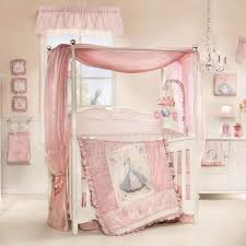 Baby Nursery Furniture Set by Affordable White Girls Nursery Furniture Set Featuring Four Poster