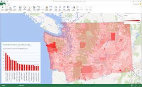 Excel Heat Map Power Map For Excel U2013may Update For Office 365 Office Blogs