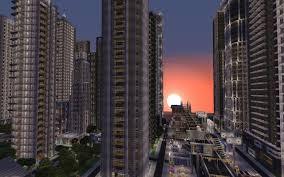 Minecraft New York Map Download by Downtown New Crafton Finished Minecraft Project