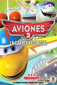 Aviones 3: La Carrera Espacial (Space Racers)