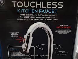 Led Kitchen Faucet Kitchen Faucet Carefree Touch Kitchen Faucet Touch Kitchen