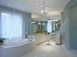 bathroom sheer curtain design ideas with bathroom layout plus