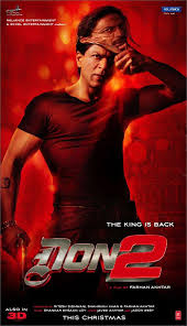Don 2 (2011) [Vose]
