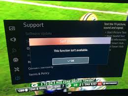 connect samsung smart tv to home theater solved surround sound icon stuck on tv samsung community