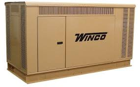 Winco PSS21-3 Liquid-Cooled Packaged Standby System