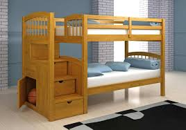Wood Bunk Beds Plans by Free Bunk Bed Plans For Kids 2199