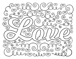 love your neighbor coloring page funycoloring