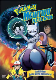 Pokemon: Mewtwo Regresa (2001) [Latino]