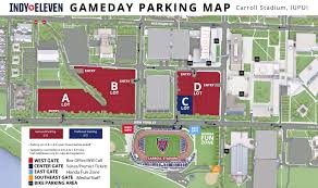 Peyton Colorado Map by Parking U0026 Tailgating Info Indy Eleven
