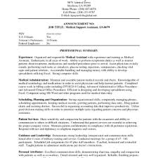 Medical Office Assistant Resume Sample Medical Assistant Resume Sample Job And Template Orthopedic Sample Iwebxpress Resume And Cover Letter