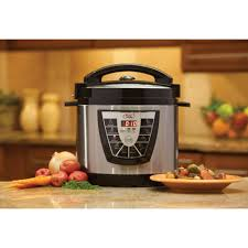 power cooker pressure cooker 8qt walmart com