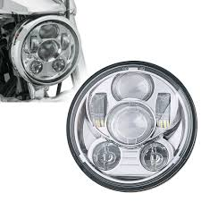amazon com 5 3 4 5 75 inch daymaker projector led headlight for