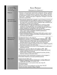 Secretary Job Description For Resume by Secretary Resume Example Sample
