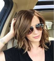 medium length hairstyles for round faces 2014 medium length hairstyle messy waves looks pinterest messy