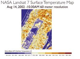 Central Park New York Map by Nasa Science Leads Nyc Climate Change 2015 Report Nasa