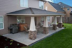 exterior exquisite outdoor living room decoration as outdoor room