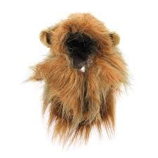 animal planet u0027s lion halloween dog costume with same day shipping