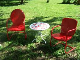retro metal outdoor chairs home design ideas and pictures