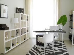 Contemporary Office Desk by Modern Glass Office Desk