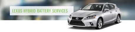 lexus service website lexus hybrid battery services the hybrid geek