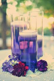 Purple Floating Candles For Centerpieces by Floating Candles Colored Purple Food Water And Purple