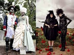 scary halloween costumes for couples youtube